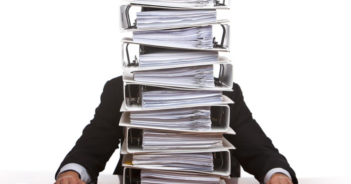 GMP documentation overload