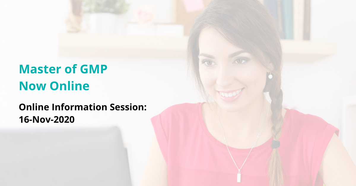 Master of GMP Now Online 1200x629 LinkedIn