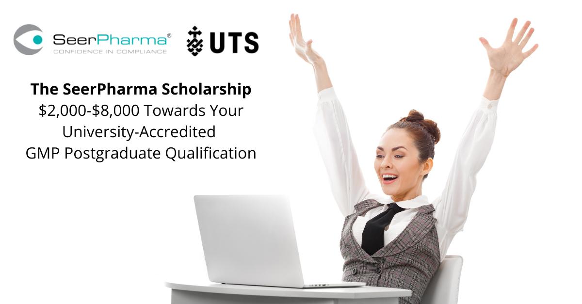 UTS GMP Scholarship Banner