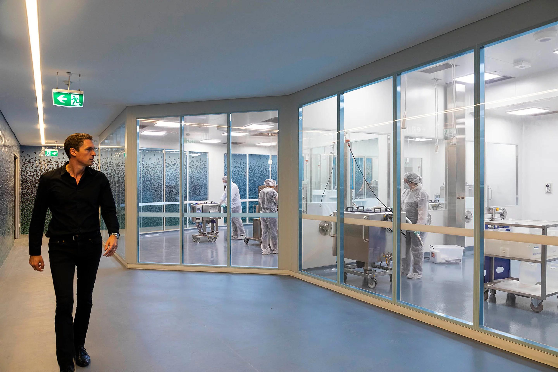 UTS GMP-lite facility